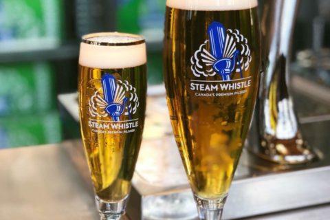 La Bière Pilsner de Steam Whistle, Bière officielle des KMA 2018