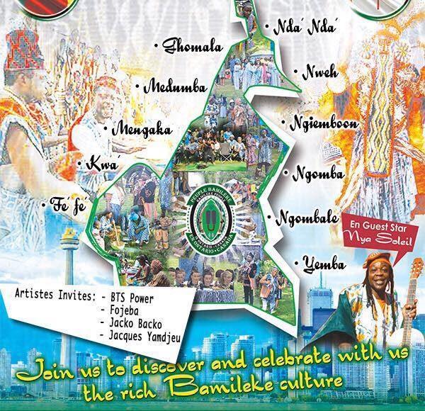 Festival Bamileke 2018