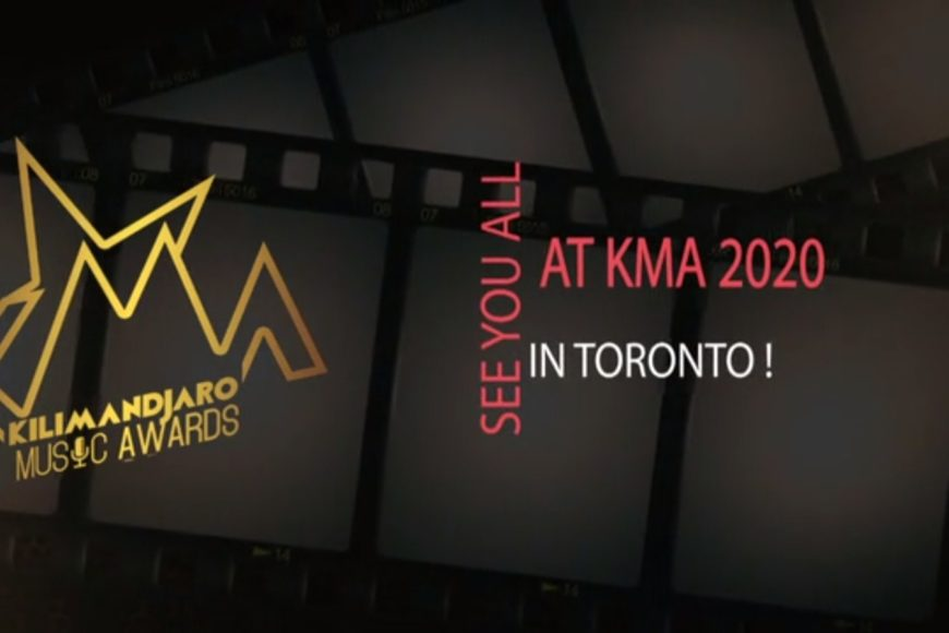 KMA 2020, NOVEMBER 14TH AT THE TORONTO PAVILION